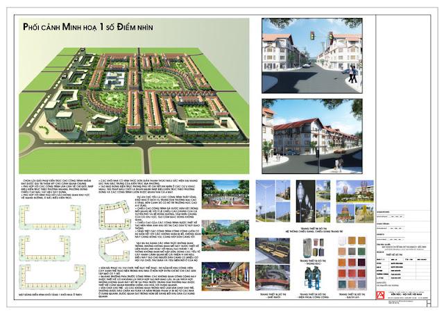 Thông số quy hoạch dự án