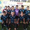 Tim Futsal Esemkamu Bertanding Dengan Strategi Menyerang