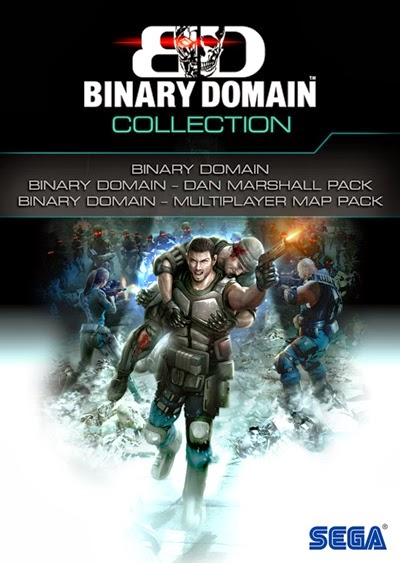 Binary Domain Collection PC Full Español