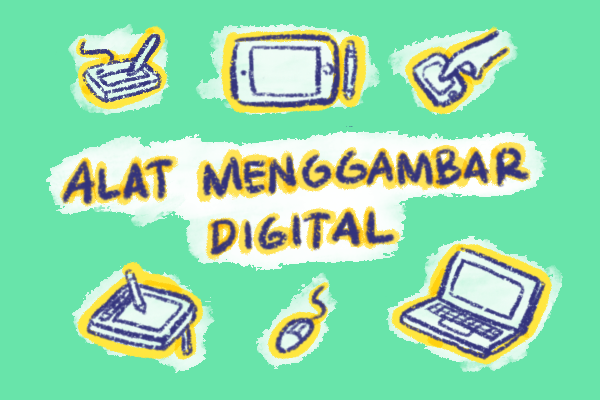 alat menggambar digital