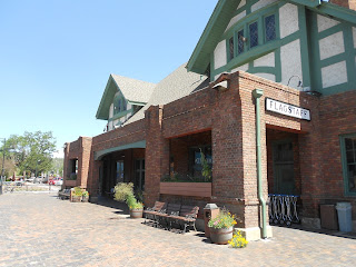 train depot in flagstaff arizona