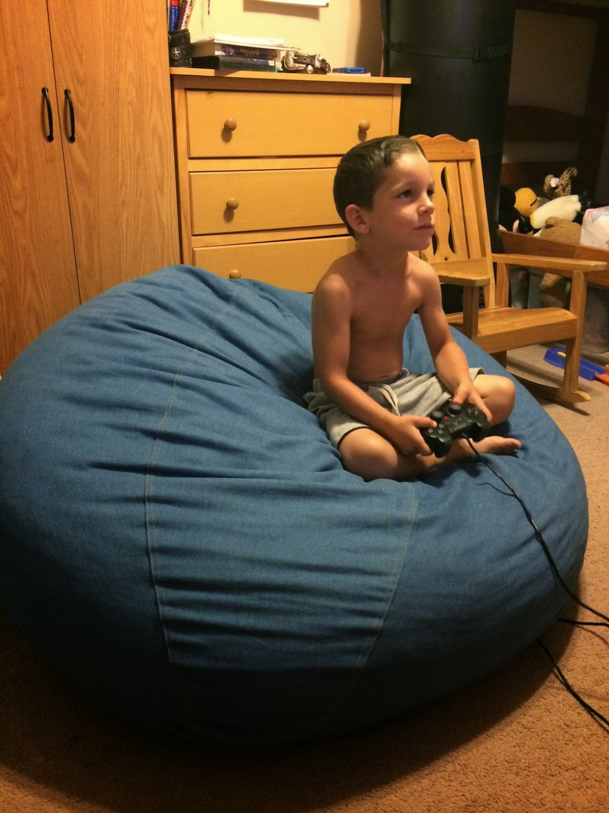 big bean bag chair canada restaurant style high always blabbing: the outlet review and giveaway