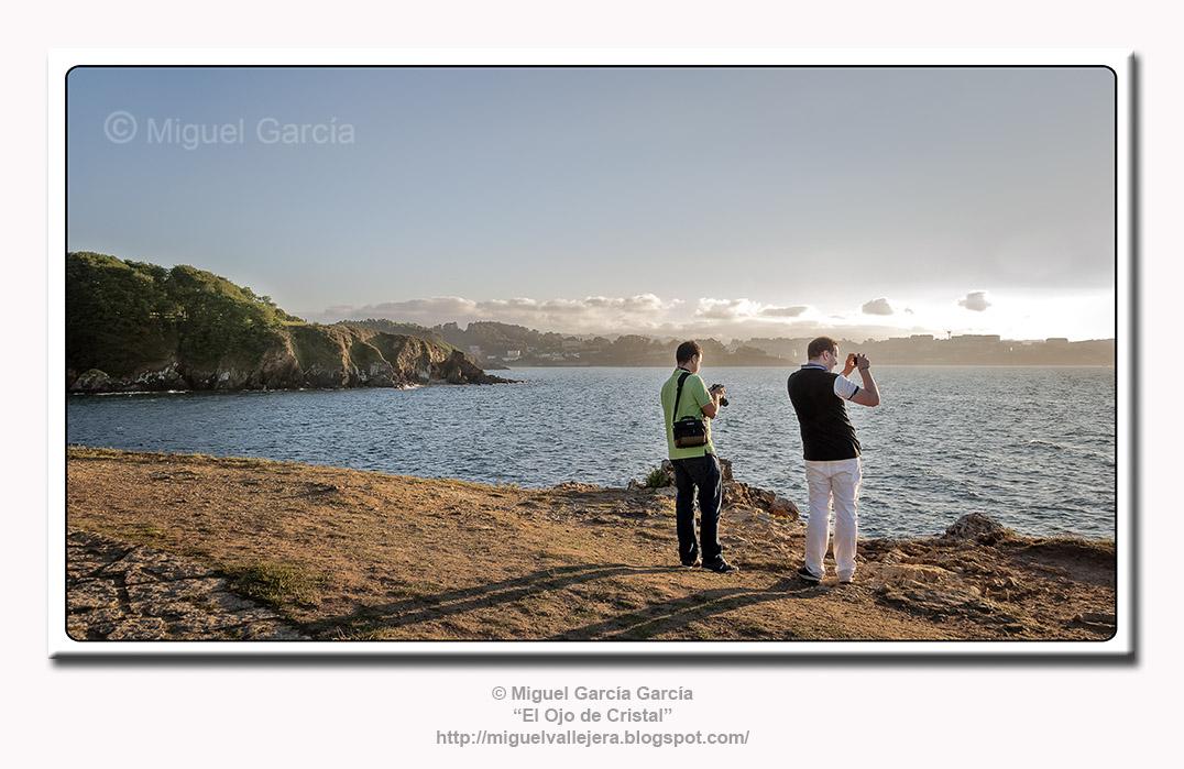 O Porto de Santa Cruz. Fotografía na Illa do Castelo - I