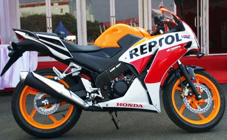 cover twin spar CBR150R