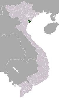 ベトナム・ナムディン省