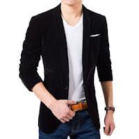 gaya pakaian pria - jas blazer pria