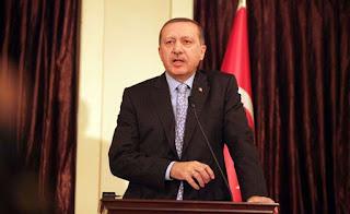 Ο Ερντογάν προειδοποιεί για Γ' Παγκόσμιο Πόλεμο