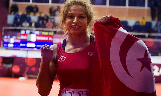 بطولة افريقيا للمصارعة: مروى العمري تهدي لتونس ميدالية ذهبية
