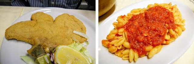 2 Days in Milan: Eat veal milanese and pasta