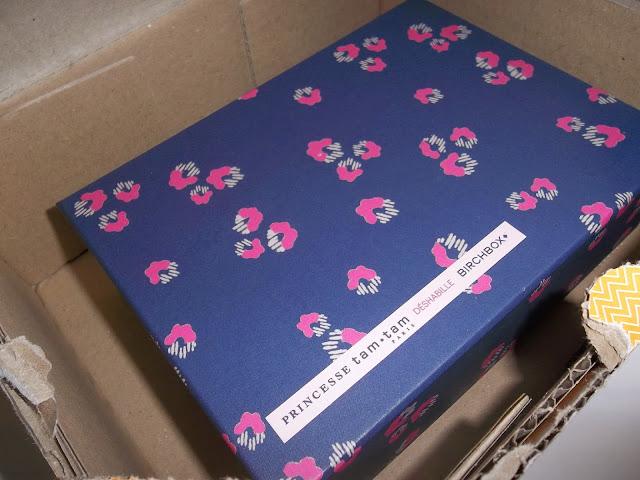 Birchbox X Princess.Tam.Tam - Février 2014