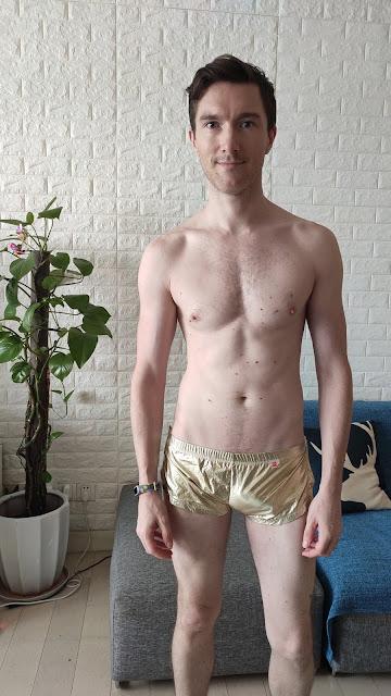 short homme détachable sexy petitq