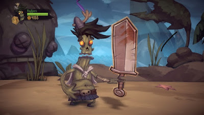 Download Zombie Vikings Highly Compressed Game For PC