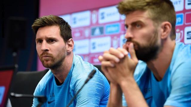برشلونة يرد على تقرير اتهم رئيس النادي بتشويه صورة ميسي وبيكيه وغوارديولا