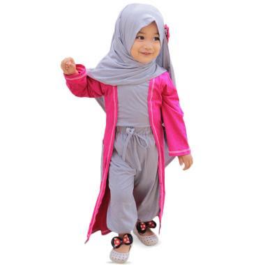 Jual Fashion Anak Perempuan Islami