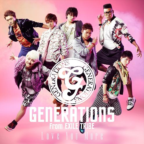 Download/Single]GENERATIONS From EXILE TRIBE // Love you