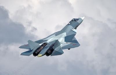 Russian Su-57