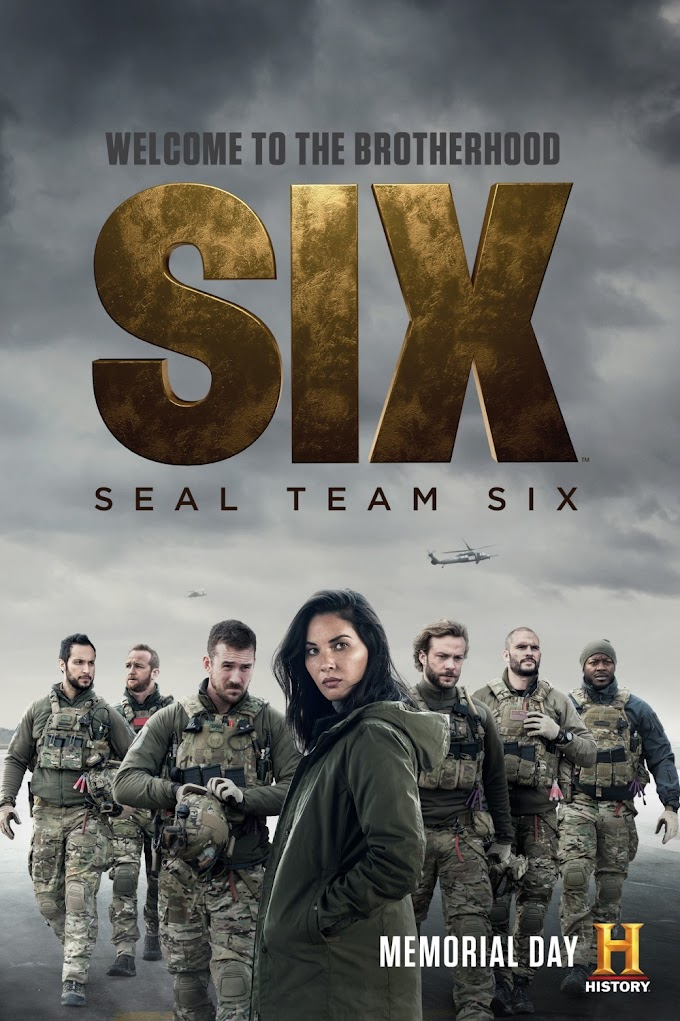 SIX (Season 1) Complete [Hindi ORG + English] Dual Audio | BluRay 1080p/720p/480p [HEVC & x264 HD]