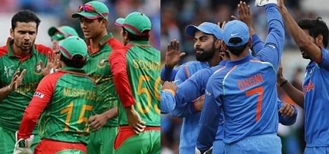 India vs Bangladesh 2019 full match Schedule dates, team Squads, Players List