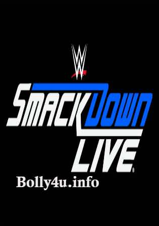 WWE SmackDown Live HDTV 480p 350MB 20 February 2018