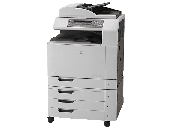 HP Color LaserJet CM4730 Multifunction Printer Drivers