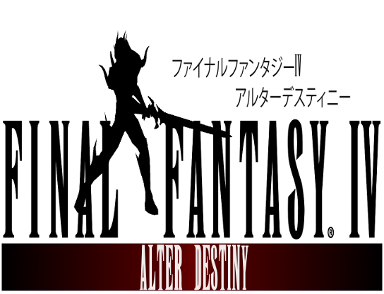 Game Petualangan RPG PC Final Fantasy IV Alter Destiny (RPG Maker)