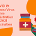 COVID 19 Corona Virus Online Registration for 2021 Vaccination (May)