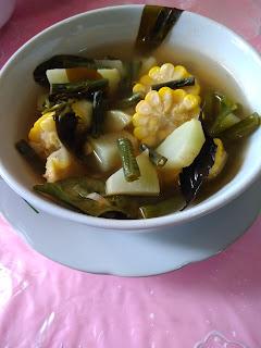 Resep Sayur Asem Sunda Sederhana yang rasanya nikmat sekali