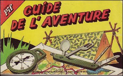 Le Guide de l'Aventure - Pif Gadget