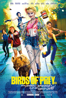 Birds of Prey [2020] [NTSC/DVDR- Custom HD] Ingles, Español Latino