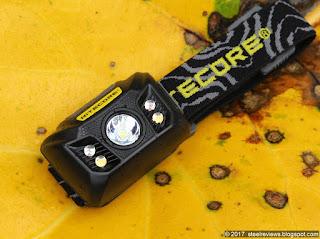 Nitecore NU30 headlamp