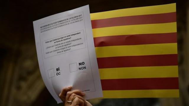 Καταλονία: Ουρές στα εκλογικά κέντρα -Ανοίγουν οι κάλπες - Φόβοι επεισοδίων