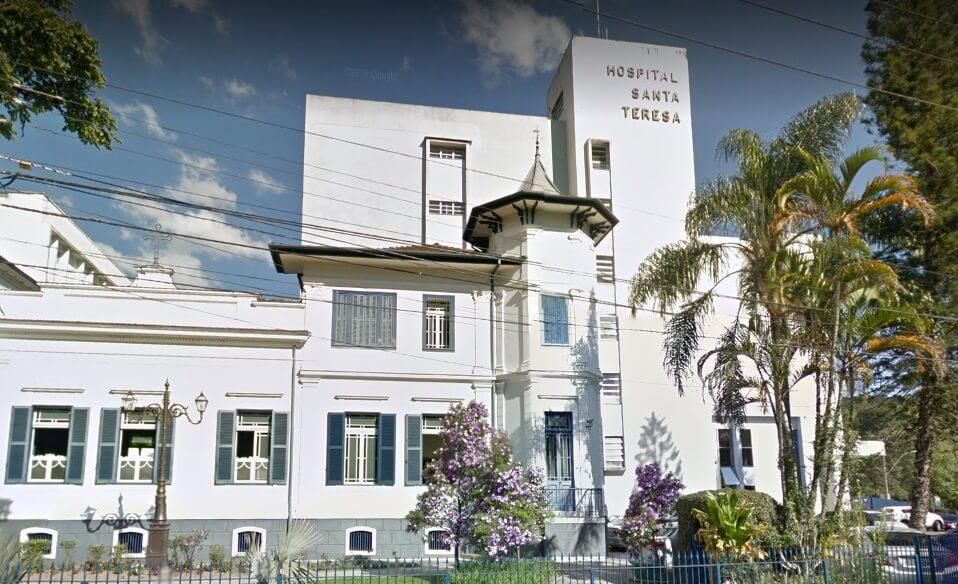 Segundo caso de coronavírus conformado no Hospital Santa Teresa em Petrópolis