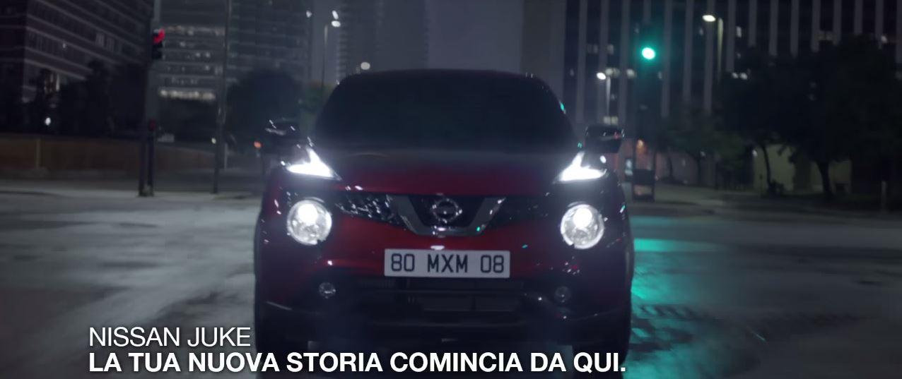 Canzone Pubblicità Nissan JUKE