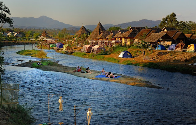 Ini Dia 10 Kota Kecil Paling Memesona di Thailand !