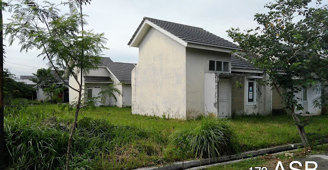 Rumah Murah Hook Depan Masjid ANYELIR 36/208 Citra Indah City - 399 jt