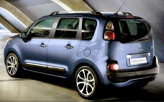 boom conduite citroen c3 picasso 2015 multispace. Black Bedroom Furniture Sets. Home Design Ideas