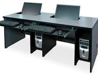 Computer Desk For Two Users