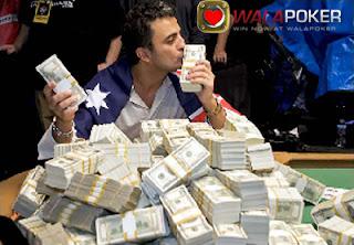 Apakah perdagangan dan judi poker memiliki kemiripan?