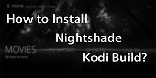 Nightshade build