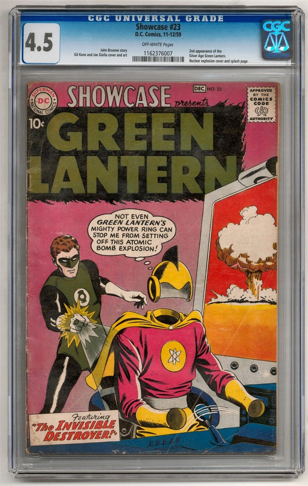 http://www.totalcomicmayhem.com/2014/12/showcase-23-cgc-45.html