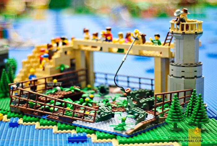 Lego Pilipinas Tara Na Exhibit Palawan