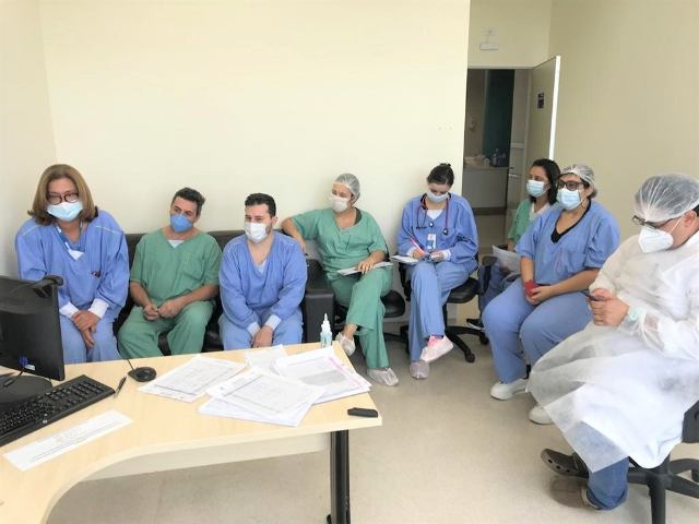 HRR participa de programa do InCor que auxilia tratamento da Covid-19