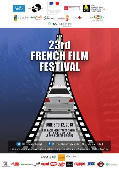 RAd the music blog: 23rd French Film Festival offers