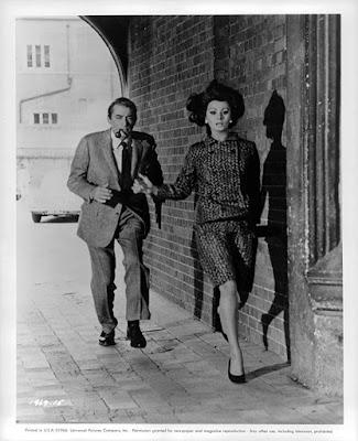 Arabesque 1966 Gregory Peck Sophia Loren Image 1