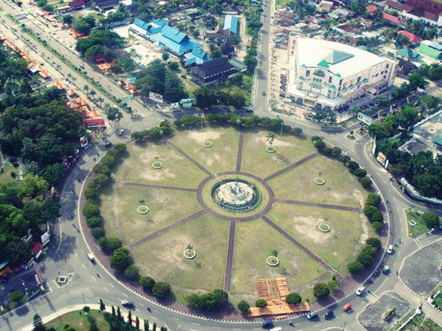 Inilah Alasan Palangka Raya Sangat Cocok Untuk Gantikan Jakarta