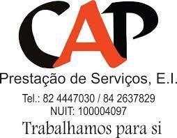 A CAP Serviços pretende recrutar para o seu quadro de pessoal um (1) Motoboy para Matola.