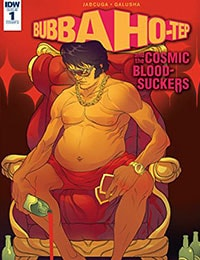 Bubba Ho-Tep and the Cosmic Blood-Suckers