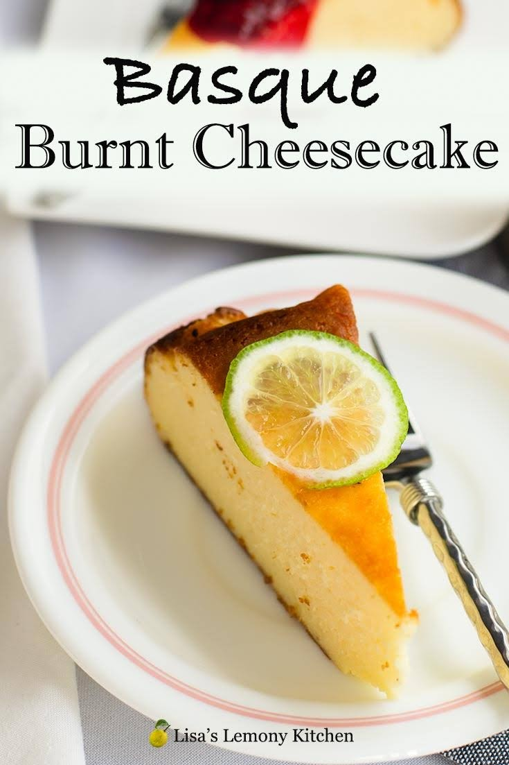 Originate from Basque, this crustless cheesecake that was baked at high temperature to achieve that burnt top layer. This Basque burnt cheesecake recipe is so easy to follow and a definite no fail recipe.