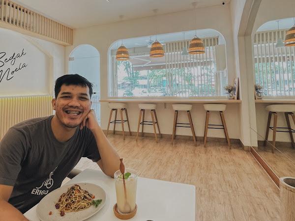 Sedjak Moela, Coffee Shop Nyaman yang Ada di Lebak Bulus