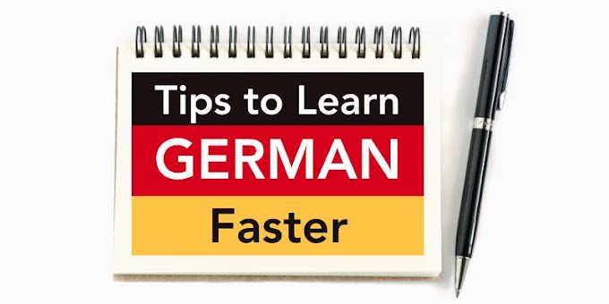 How to speak German Faster